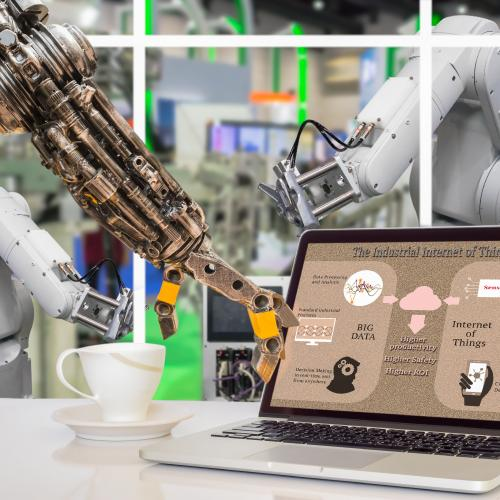 Appetite for industrial automation