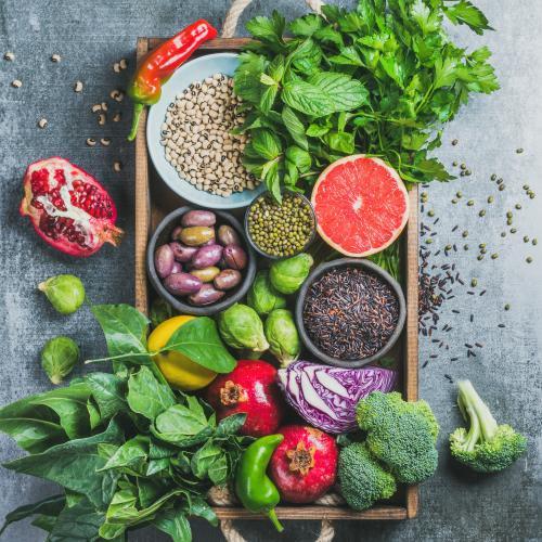 Lebensmitteltrends mit Auswirkungen auf die Lieferkette