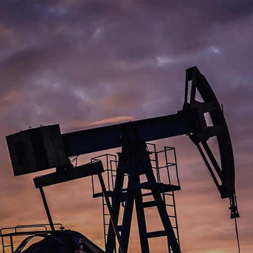The power of foresight in the oil extraction sector