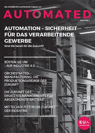 Automation – Sicherheit für das verarbeitende gewerbe