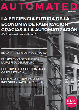 La eficiencia futura de la economía de fabricación gracias a la automatización