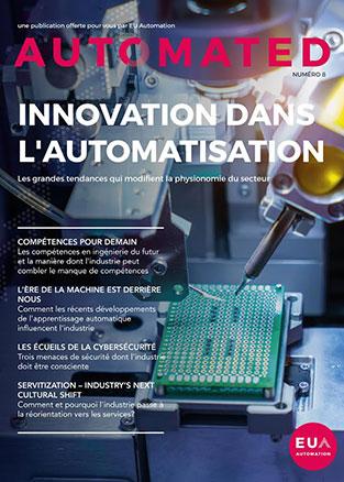 Innovation dans l'automatisation