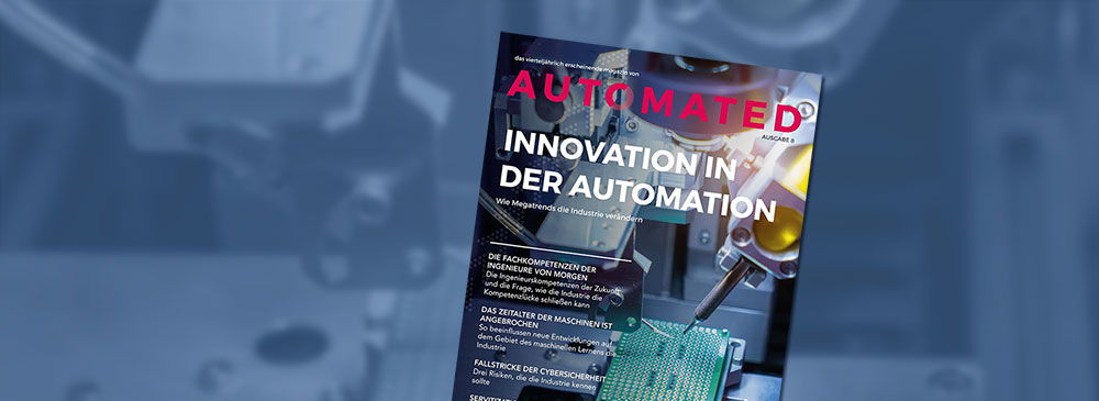 Innovation in der automation