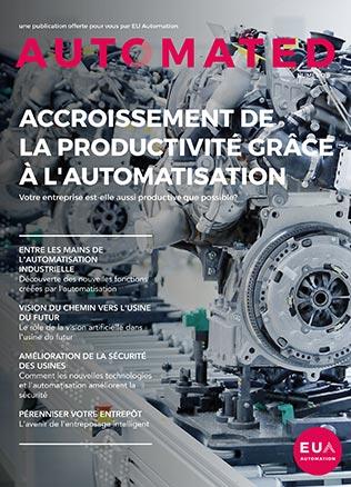 Accroissement de la productivité grâce à l'automatisation