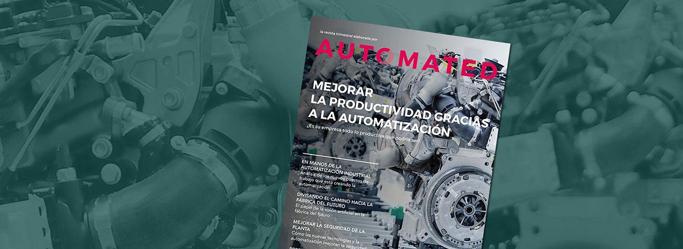 Mejorar la productividad gracias a la automatización