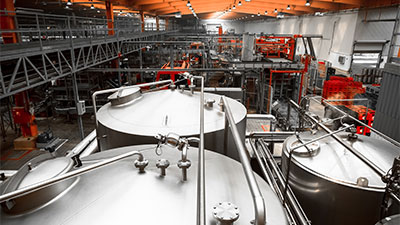 Distilling and Brewery